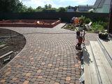 Укладка тротуарной плитки любой сложности /instalare pavaj