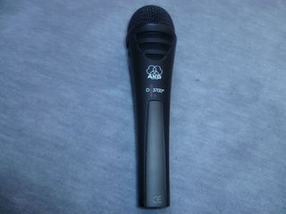 Микрофон AKG D- 3700 S /austria/ - 110 euro!