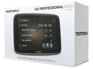 Tomtom Truck GO Profesional 6200 WIFI