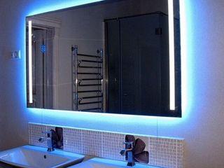 "Oglinzi cu LED-iluminare. Зеркала с LED-подсветкой. ""DenLicom"""