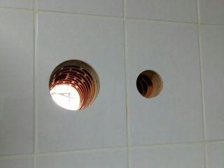Алмазное сверление отверстий под вытяжку,кондиционер,приточный клапан