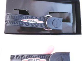 Ремешок для ключей с брелоком BMW Мини-Cooper