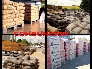 Cauți Ciment, Pietriș, Nisip și alte materiale de construcție? Pe toate le găsești la noi