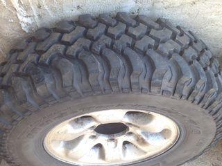 Vind skaturi+diskuri,denumirea:mud-terrain ta