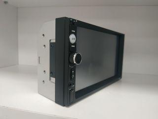 Автомагнитола 2DIN с 7 дюймовым дисплеем гарантия 1 год и бесплатная доставка!