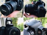 Canon-EOS-650D-Body Kit 18-55mm