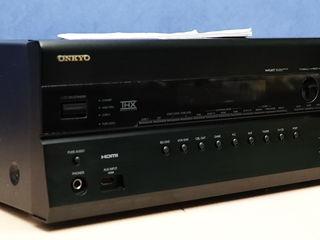 Onkyo TX-SR608 AV Receiver HDMI Dolby TrueHD, DTS-HD Master Audio / 160 Watt*7 THX Select2 Plus