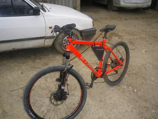 Vind bicicleta Batwin Rokrider 500