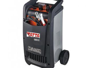 Robot de pornire auto Tatta TI-600, curent de incarcare max 50A, curent pornire 540A, putere 2 KW