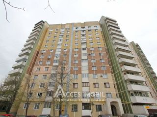 Râșcani, bd. Moscova, 5 camere!