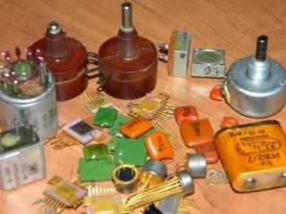 Дорого куплю радиодетали, приборы, платы СССР