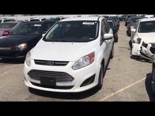Разборка Ford c-max гибрид 2013
