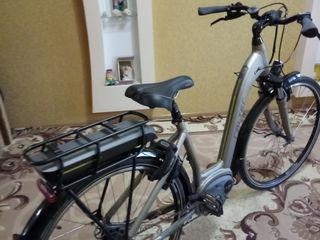 Электровелосипед Falter из Германии