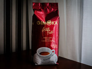 Cafea Boabe Gimoka - gran bar, 1kg (Original din Italia)
