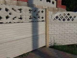 pavaje din beton vibropresat, vibroturnat, garduri din beton, imitatie piatra