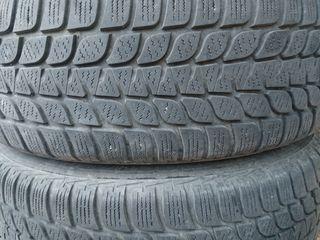 4 roti Bridgestone 195/65/R15 pe disc