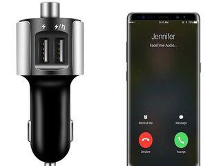 MP3 Fm Transmiter + Bluetooth Hands Free