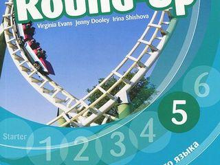 """,,New Round-up 5"""" pentru nivelul B1.E o carte foarte buna !!!!"""