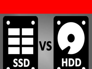 "SSD, HDD 2.5"", 3.5"" (250, 320, 500 GB / 1, 2, 3, 4, 6, 8 TB) - доставка, установка, гарантия - 8"