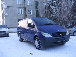 Mercedes Vito2008long
