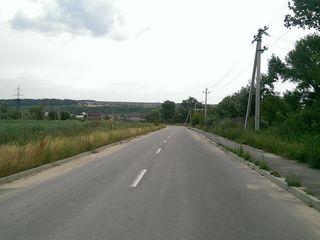 Участок для строительства дома недалеко от Кишинёва