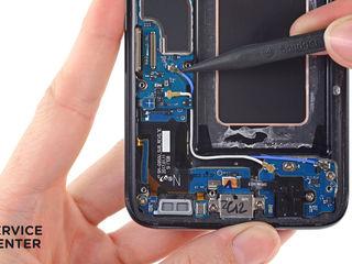 Samsung Galaxy A6 2018 (SM-A600FZ)   Не заряжается телефон, восстановим разъем!