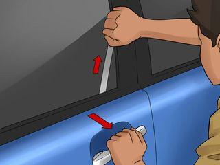 Открыть машину. Открыть дверь. Открыть сейф.
