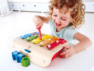 Jucării calitative din lemn Hape