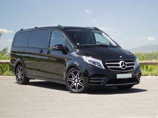 VIP class Mercedes-Benz si altele Transport cu sofer De la 50 €/zi