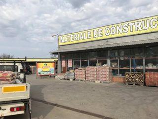 Se vinde magazin de materiale de constructii si statie de alimentare cu gaz