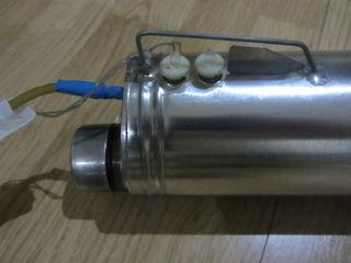 Торпеда металическая для запуска сетей под лед