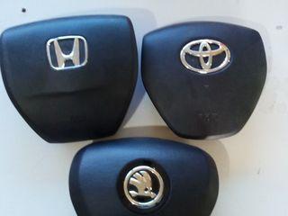 Airbag руля - Honda, Dacia, Skoda, Mercedes, Toyota