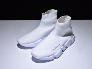 4e3230dc Adidas, Fila, Balenciaga, Nike noi !Balenciaga Speed Trainer White
