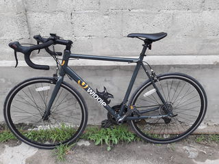 Bicicleta de sosea