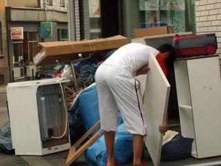 Вывоз мусора строительного и бытового хлама