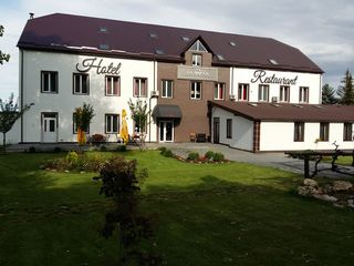 Complex turistic-hotel, restaurant, bar, sauna, baie turceasca, piscina