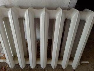 срочно продам новые чугунные радиаторы для отопления.