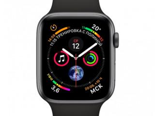 Apple watch series 4 (MU6D2)  1.78'' (44mm)/ Space Серый