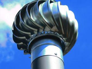 Турбодефлекторы(автономная вентиляция) от молдавского производителя