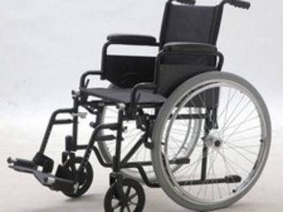 Cărucior pentru persoane cu dizabilități/Инвалидная коляска