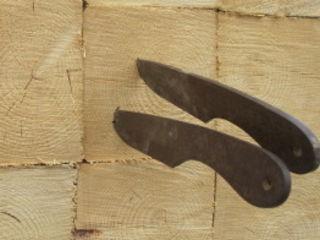 """Клуб метания ножа """"Klinok"""""""