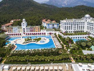 """от 1180 евро..на 8 дней с 12.10... Tурция..., отель """" Amara Dolce Vita 5 * """" от """" emirat travel """""""