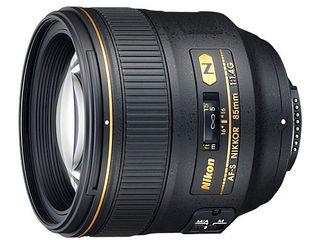 Nikon 85mm F 1.4g