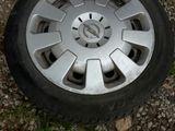 Зимние шины на дисках R15 !