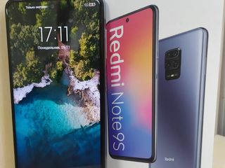Xiaomi Redmi Note 9S 8/128GB 3290Lei