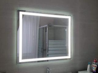Oglinzi cu lumina la comanda