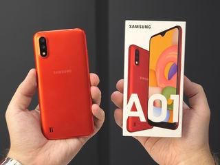 Продам Samsung Galaxy A01, низкая цена, гарантия и бесплатная доставка!!