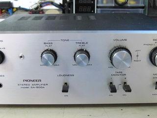 Усилитель. Pioneer SA-500.