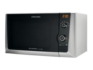 Микроволновая печь Electrolux EMS21400S  Свободно стоящая/ 800 Вт/ Серебристый