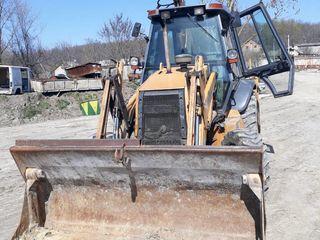 Buldoexcavator Case 580